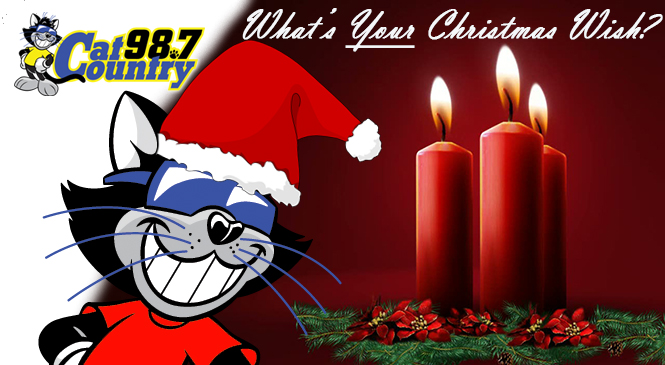 Christmas Wishes - Cat Country 98.7