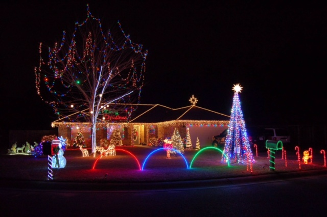 Got ... - Christmas Lights In Cat Country - Cat Country 98.7