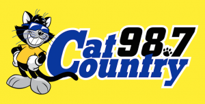 CatCountry Logo Yellow Background