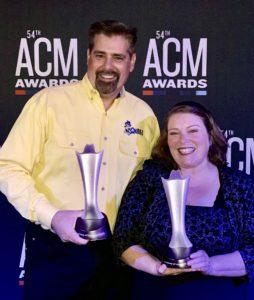 Brent Lane ACM Awards