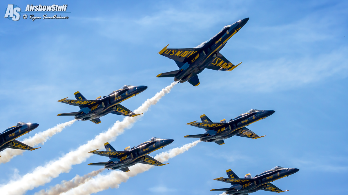 Air Show 2019 Schedule US Navy Blue Angels 2019 Schedule   Cat Country 98.7