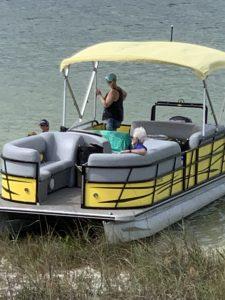 Ho2 Pontoon Boat