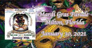 milton Mardi Gras